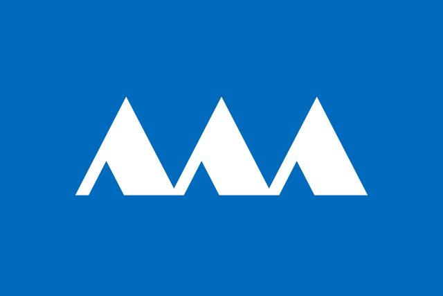 Bandera Prefectura de Yamagata