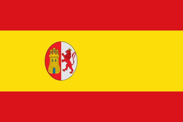 Bandera Primera República Española