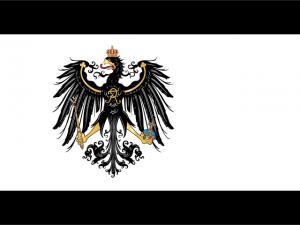 Bandera Prusia