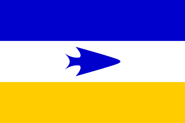 Bandera Pueblo Tehuelche