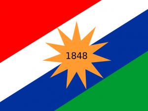 Bandera Puntarenas