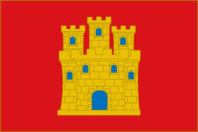 Bandera Reino de Castilla