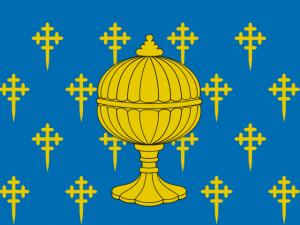 Bandera Reino de Galicia