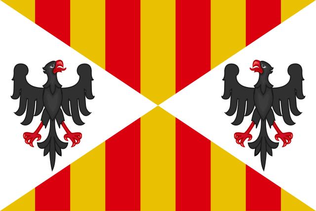 Bandera Reino de Sicilia