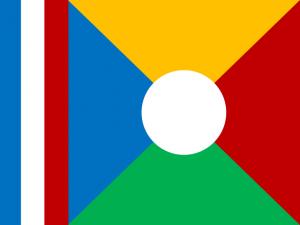 Bandera Reunión