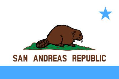 Bandera San Andreas Republic
