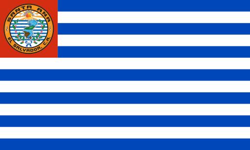 Bandera Santa Ana (El Salvador)