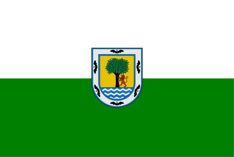 Bandera Santa Fe de Antioquía