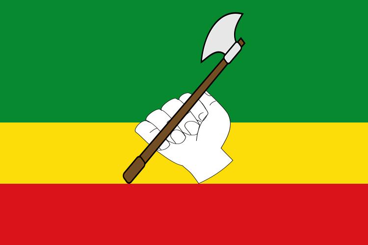 Bandera Saravena
