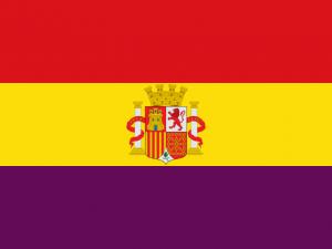 Bandera Segunda República Española