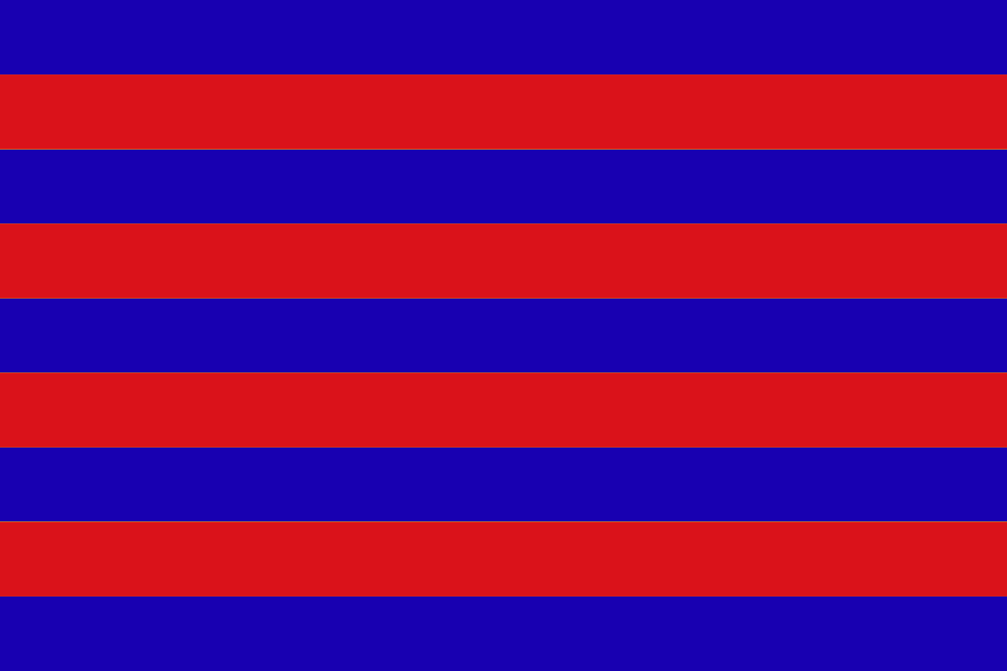 Bandera Senyera Barça