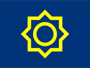 Bandera Seúl