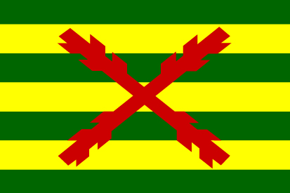Bandera Tercio de la Liga