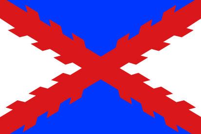 Bandera Tercio de Nápoles