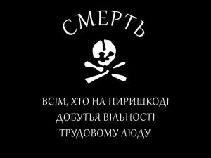 Bandera Territorio Libre (1918 - 1921)