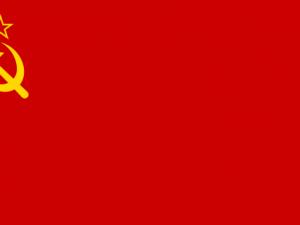 Bandera Unión Soviética