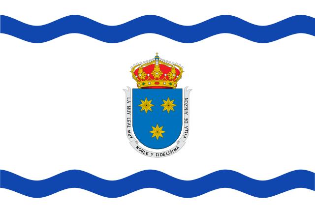 Bandera Ainzón