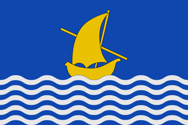 Bandera Albalat de la Ribera