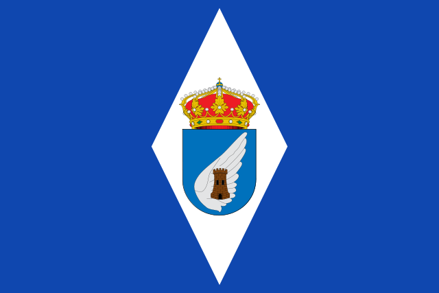 Bandera Albalate de Cinca