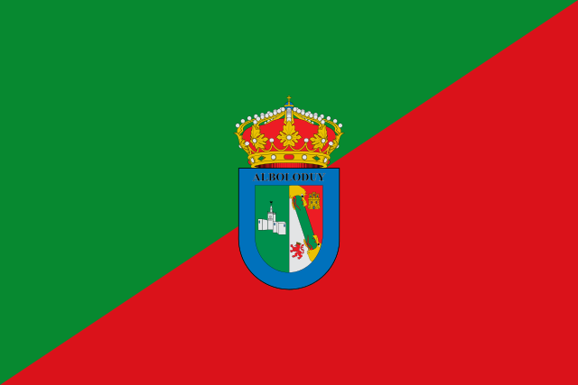 Bandera Alboloduy