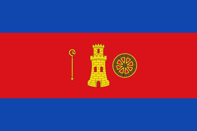 Bandera Alborge
