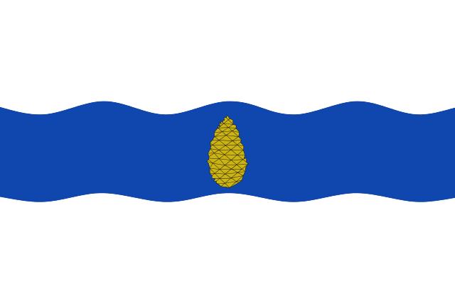 Bandera Alcalá de Gurrea