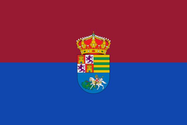 Bandera Alcalá de los Gazules
