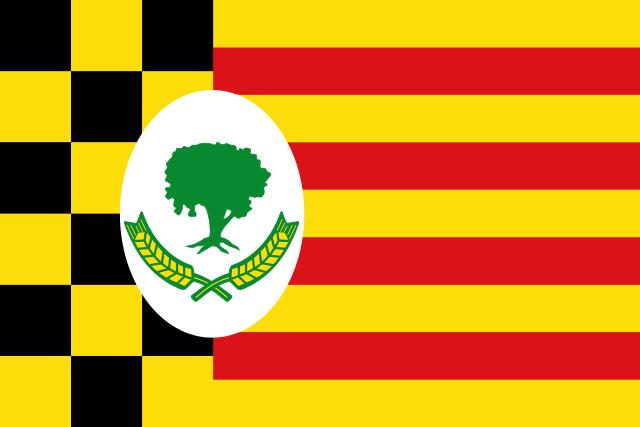 Bandera Alcampell