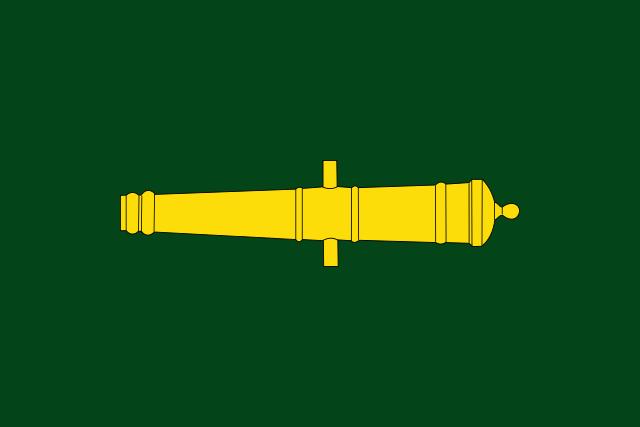 Bandera Alcanó
