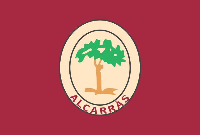 Bandera Alcarràs