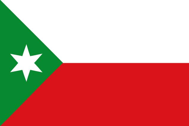 Bandera Alcoba