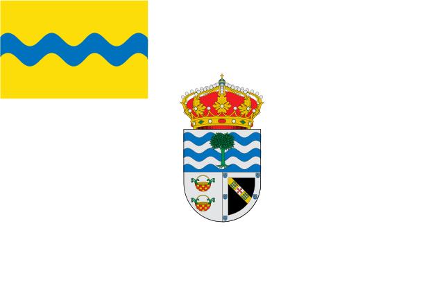 Bandera Alcóntar