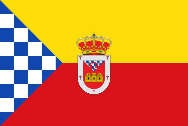 Bandera Alcuéscar