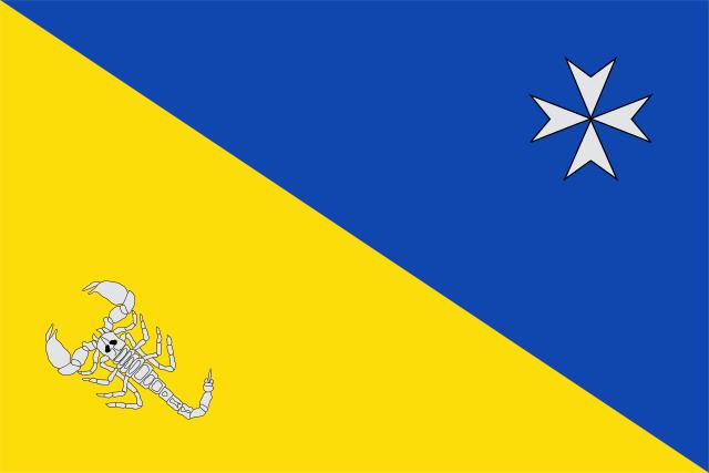 Bandera Alfántega