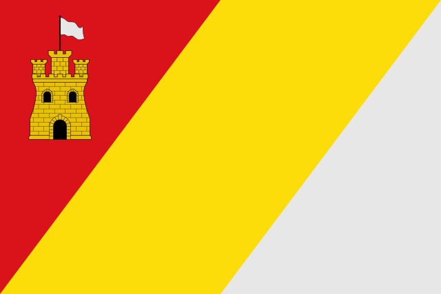 Bandera Algimia de Almonacid