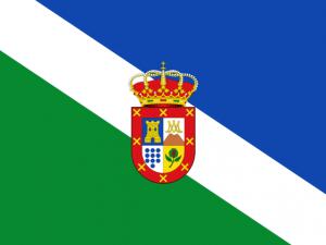 Bandera Alhendín (Granada)