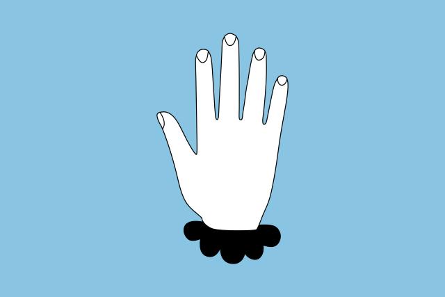 Bandera Almatret