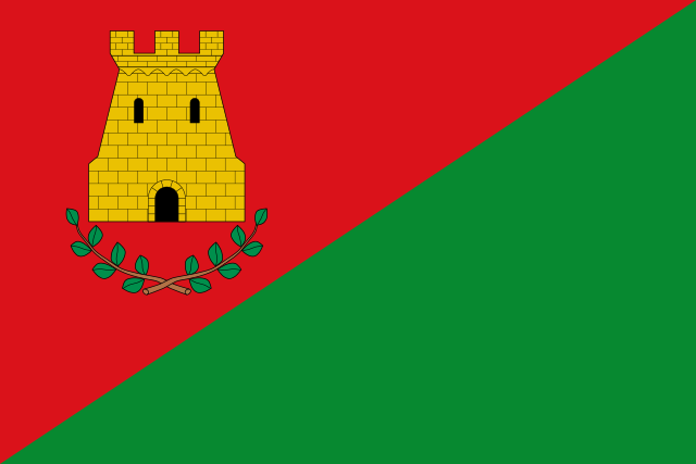 Bandera Almedíjar