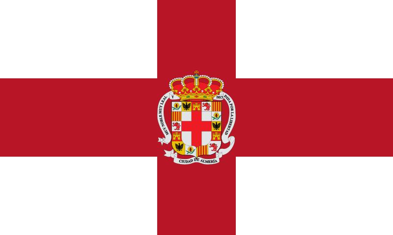 Bandera Almería