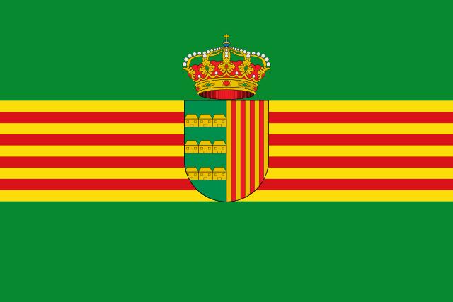 Bandera Alquerías del Niño Perdido