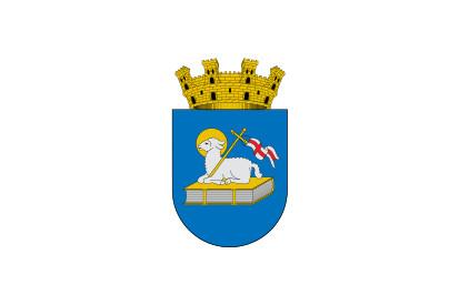 Bandera Andorra (Teruel)