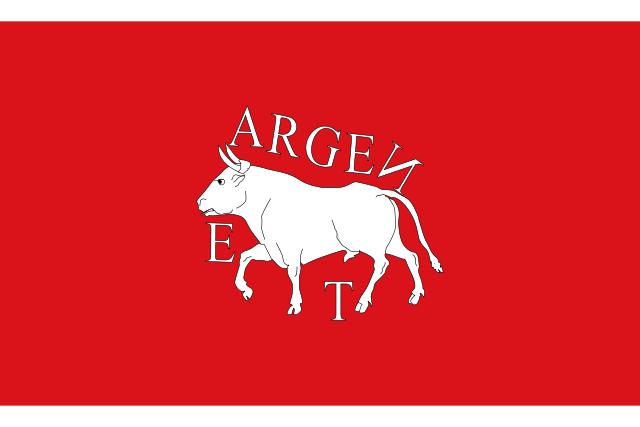 Bandera Argente