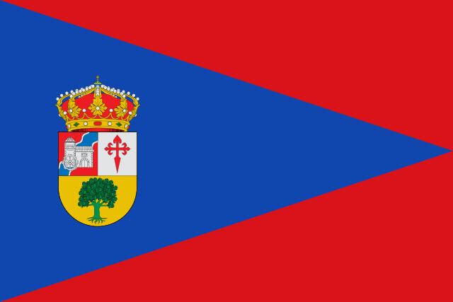 Bandera Arroyomolinos de Montánchez