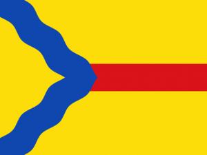 Bandera Asín