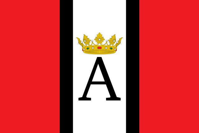 Bandera Azanuy Alins