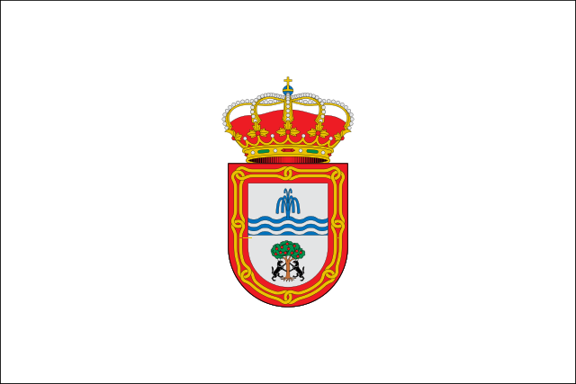 Bandera Baños de Montemayor