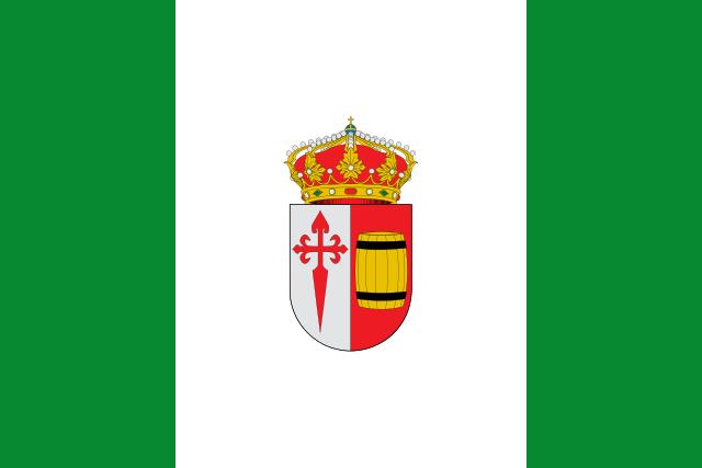 Bandera Botija