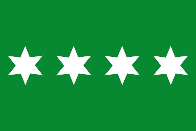 Bandera Camarenilla