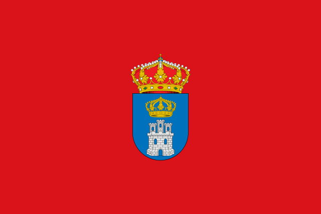 Bandera Campo Real
