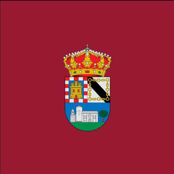 Bandera Candeleda